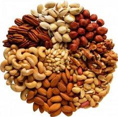 Орехи усиливают влечение и стимулируют мозги