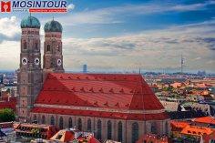 Увлекательное путешествие: отдых в Австрии и незабываемые туры в Германию (г. Майнц)