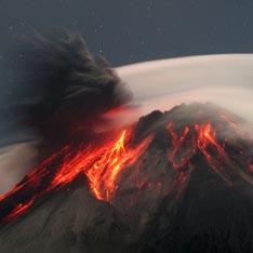 Вулканы готовятся уничтожить человечество