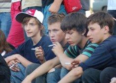 Что делать, если ваш ребёнок курит?