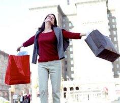Похудеть можно с помощью шоппинга!