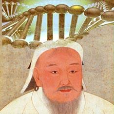 Ученые расшифровали геном Чингисхана