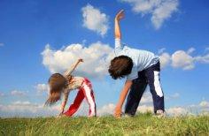 Детская йога или йога для детей