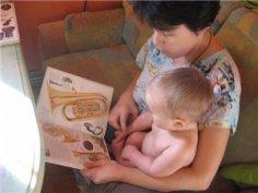 Чтение книг, чтобы расширить горизонты вашего ребенка