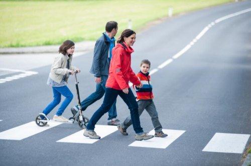 Как пешеходу перейти дорогу и при этом остаться в живых?