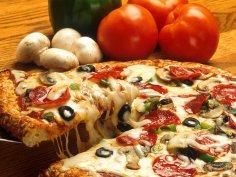 Эсклюзивные пиццы от итальянских и американских поваров
