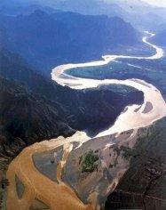 Река Хуанхэ - горе и радость китайского народа?