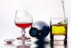 Алкоголь коварен!