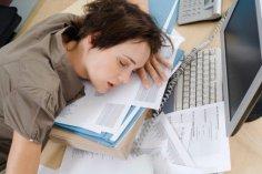 Хроническая усталость как спутник удачной карьеры