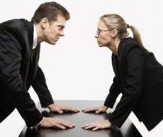 Как спорить с женщиной?