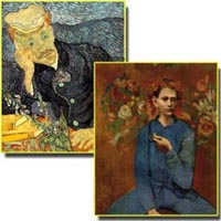 Пикассо побил Ван Гога