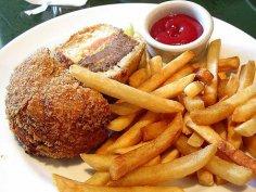 Жареная пища безопасна для здоровья