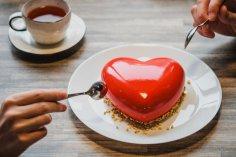 Экспресс-десерты ко Дню всех влюбленных