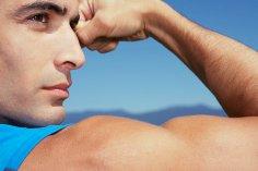 Золотистая кожа привлекает женщин даже больше,чем мужественная красота