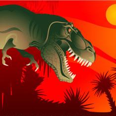 Ученые измерили силу укуса тираннозавра