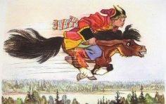 Кто автор «Конька-горбунка»?