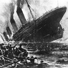 Титаник погубило сближение Луны с Землей