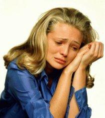 Как реагировать на женские слезы?