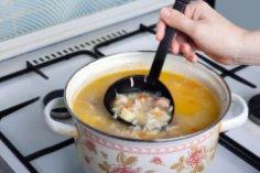 А если праздника потребует желудок? Приготовим куриный суп