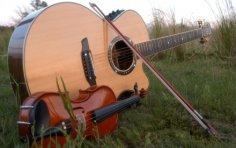 Как освоить струнный гриф? Обучаемся игре на музыкальных инструментах