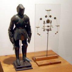 Когда появились первые роботы? Романтик Леонардо Да Винчи
