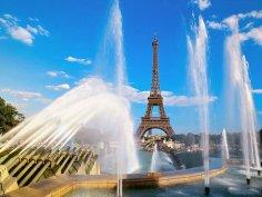 А вы мечтаете увидеть Париж?