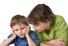 Как не надо поддерживать ребенка?