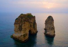 Где находится Город-Феникс? Путешествие в Ливан