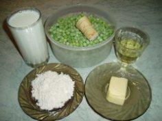 Зеленый горошек, да с молоком – как это называется? Боршо фьюзелек