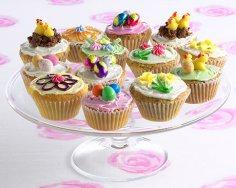 Пасхальные кексы и маффины: простые рецепты