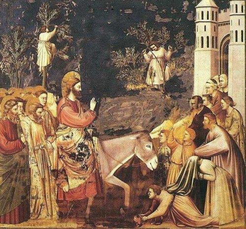 Тайны Вербного воскресенья