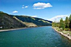 Горный Алтай: как воспета в преданиях и легендах река Катунь?
