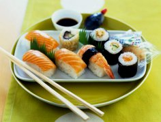 Суши - блюдо для диеты