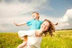 Как воспитать жизнерадостного ребенка? Антимаугли, или Робинзон Крузо