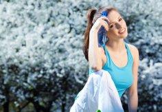 Ароматы весны помогут похудеть