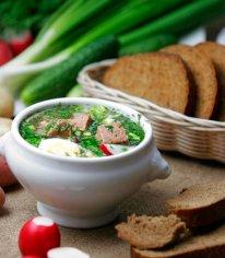 Самый загадочный русский суп