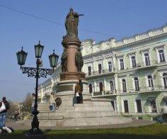 Путешествие по столице юмора - Одессе