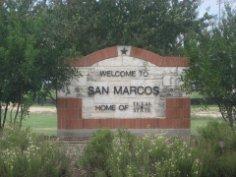 Где можно отдохнуть в Техасе летом? Сан Маркос.