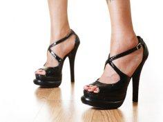Удовлетворенную женщину видно по походке