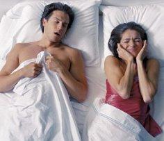 Храп во сне провоцирует появление онкологических заболеваний