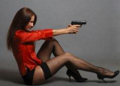 Женское оружие №1, или Что такое сексуальный шантаж?