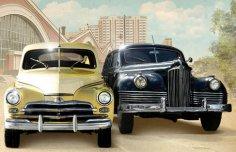 Старая авто гвардия
