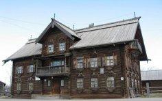 Где поселился Вепсский этнографический музей? Дом Мелькина