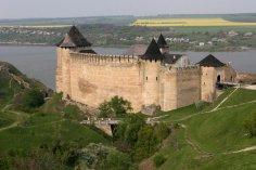 Хотин. Какую крепость называли кинозвездой?