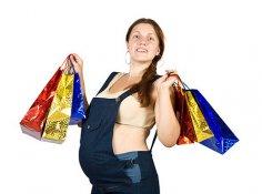 Беременные транжирят деньги на ненужные вещи