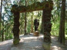 Где живет сказка? Рагану Калнас – Гора Ведьм.
