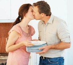 Чтобы сделать мужа счастливым, не лишайте его работы по дому
