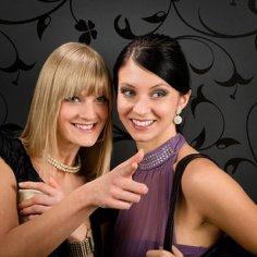 У многих женщин есть некрасивые подруги на случай похода в клуб