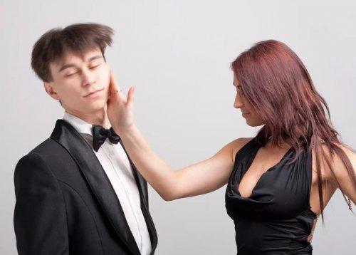 Как современному мужчине реагировать на пощечину женщины?