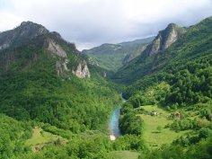 Таинственная и загадочная Черногория